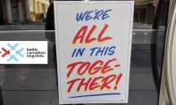"""Kogumisaktsioon ,,We Are All in This Together – COVID-19"""""""