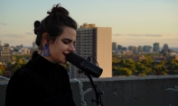 Kaili Kinnon's Rooftop Concert Takes the Tartu College 50th Birthday Celebrations to Soaring Heights
