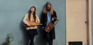 Estonian Music Week's December 4th Live-Stream: Celebrating Mutual Nordic Heritage with Lithuanian-Finnish Folk Duo Honeypaw
