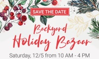 Join the Chicago Estonian community for their Backyard Christmas Bazaar