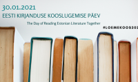 January 30th – the Day of Reading Estonian Literature Together