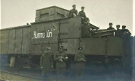 From the Archives: Estonia's Armoured Train Division