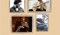 Recollections in Rasgueado: Classical Guitarist Roman Smirnov Plays for EMW's Next Online Concert