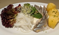 How to Convince a Non-Estonian that Pickled Herring is Actually Delicious