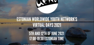 We are inviting active Estonian youth aged 14-30 to participate at the Virtual Days 2021 event!