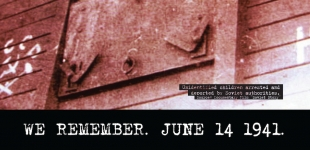 Tragedy in the Baltics -A Commemoration 1941 - 2021 -The Truth Must Be Told